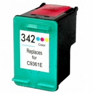 Cartuccia Compatibile con HP 342 Colore Doppia Capacità