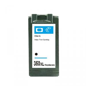 Cartuccia Compatibile con HP 350XL BK Tripla Capacità