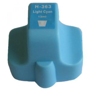 Cartuccia Compatibile con HP 363 Light Ciano