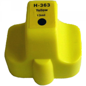 Cartuccia Compatibile con HP 363 Yellow