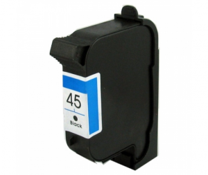 Cartuccia Compatibile con HP 45 BK