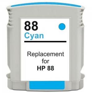 Cartuccia Compatibile con HP 88 Ciano