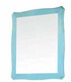 Specchio in finitura laccato Consumato