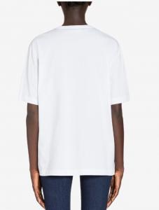 T-shirt logo Love Moschino