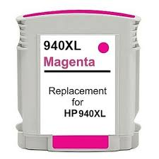 Cartuccia Compatibile con HP 940XL Magenta