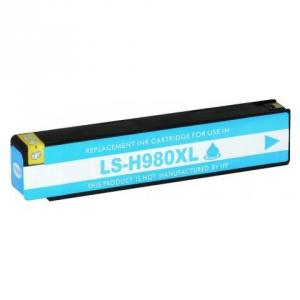 Cartuccia Compatibile con HP 980XL Ciano