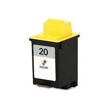 Cartuccia Compatibile con LEXMARK N. 20 120 Color