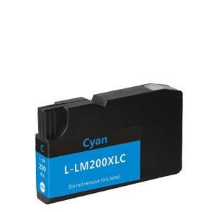 Cartuccia Compatibile con LEXMARK N. 200XL CIANO 32ml
