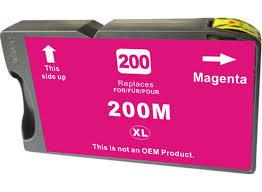 Cartuccia Compatibile con LEXMARK N. 200XL Magenta 32ml