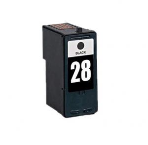 Cartuccia Compatibile con LEXMARK N. 28 BK Doppia Capacità