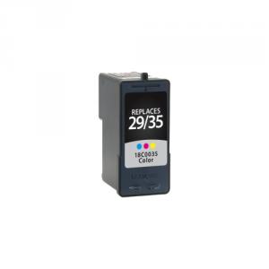 Cartuccia Compatibile con LEXMARK N. 29 Color Doppia Capacità