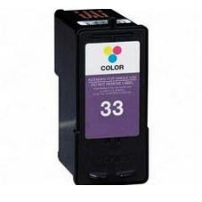 Cartuccia Compatibile con LEXMARK N. 33 Color