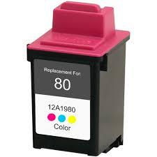 Cartuccia Compatibile con LEXMARK N. 80 Color