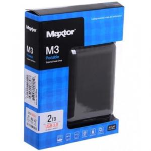 HARD DISK ESTERNO MAXTOR / SEAGATE STSHX-M201TCBM 2,5 USB 3.0 2TB