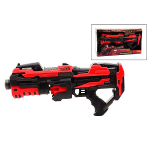 SERVE & PROTECT SHOOTER ROTANTE 45CM + 10 RAZZI
