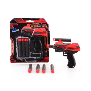SERVE & PROTECT SHOOTER STARTER SET MINI + 6 DARDI