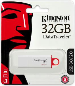 PEN DRIVE USB Flash 32GB Kingston DTI-G4 USB3.0