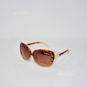 Occhiali Richmon Imitazione Leopardato Sfumato JR74006 RU