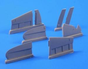 WESTLAND WYVERN S.4 CONTROL SURFACES (TRUMP)