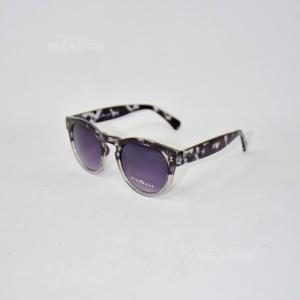 Occhiali Richmond Imitazione Leopardato Grigio JR72601 RU