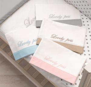 Lenzuolino letto coll. contact Azzurra design