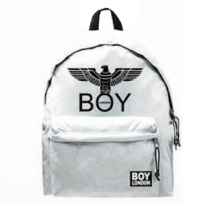 ZAINO BOY LONDON BIANCO BLA-200WH