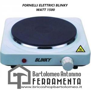 FORNELLI ELETTRICI BLINKY  WATT 1500
