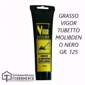 GRASSO VIGOR TUBETTO MOLIBDENO NERO GR. 125