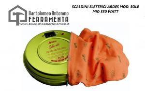 SCALDINI ELETTRICI ARDES MOD. SOLE MIO 550 WATT