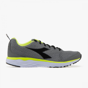 SCARPE DIADORA FLAMINGO GRAY/BLACK C2539 RUNNING