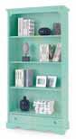 Libreria in legno, laccato Consumato