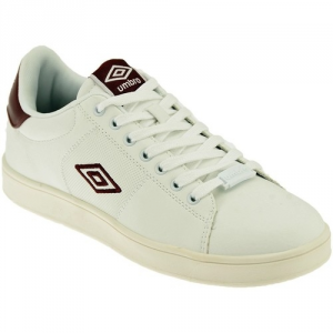 SNEAKERS UMBRO WHITE/DK.RED RFP38002s WHR