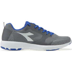 SCARPE DIADORA X RUN LIGHT C4591 GRAY/BLUE ROYAL