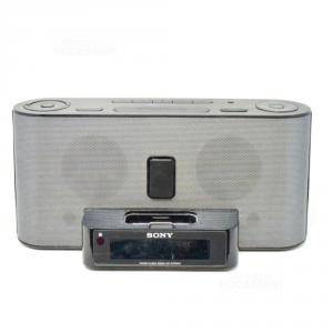 Cassa Per Ipod/iphone E Radio E Sveglia