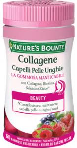 Gummies al Collagene per Capelli Pelle Unghie