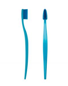 Spazzolino da Denti Biodegradabile Colore Azzurro