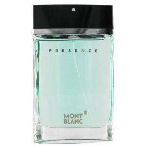 Montblanc Presence Men Eau De Toilette Spray 75ml