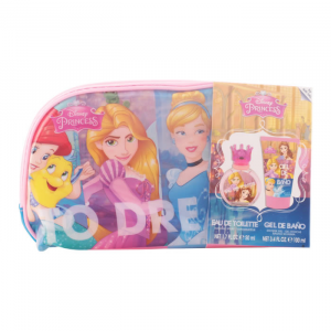 Disney Princess Eau De Toilette Spray 50ml Set 3 Parti