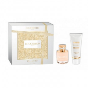 Boucheron Quatre Eau De Parfum Spray 50ml Set 2 Parti 2019