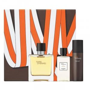 Hermes Terre D Hermes Eau De Parfum Spray 75ml Set 3 Parti 2017
