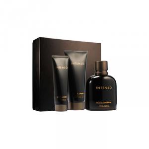 Dolce And Gabbana Pour Homme Intenso Eau De Parfum Spray 125ml Set 3 Parti 2018