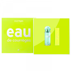 Eau De Courrèges Eau De Toilette Spray 90ml Set 2 Parti 2019