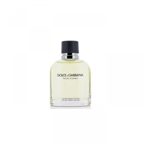 Dolce And Gabbana Pour Homme After Shave Lotion 125ml