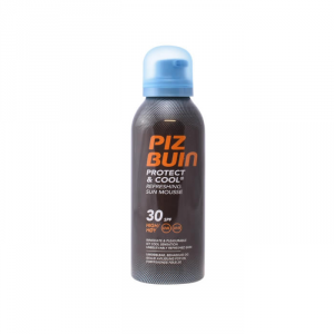 Piz Buin Protect & Cool Sun Mousse Spf30 150ml