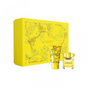 Versace Yellow Diamond Eau De Toilette Spray 30ml Set 2 Parti 2019