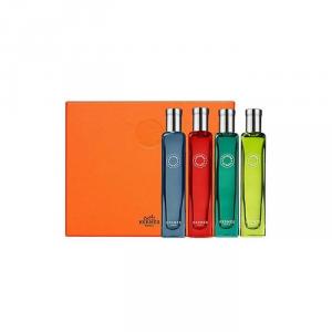 Hermès Eau De Citron Noir Spray 15ml Set 4 Parti 2019