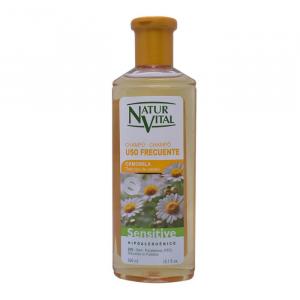 Naturaleza Y Vida Shampoo Di Camomilla 300ml