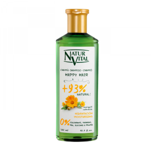 Naturaleza Y Vida Happy Hair Hydration 0% Shampoo 500ml