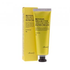 Benton Shea Butter And Coconut Hand Cream 50ml