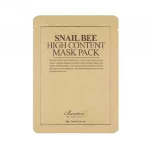 Benton Snail Bee High Content Mascarilla Pack 30g